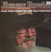 Jimmy Rowles - Plays Duke Ellington And Billy Strayhorn