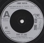 Jimmy Ruffin - Night Of Love