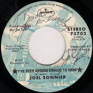 Jo-El Sonnier - I've Been Around Enough To Know / A Brighter Shade Of Blue