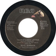 Jo-El Sonnier - Tear-Stained Letter / Say You Love Me