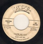 Joan And Joy - You're My Guy / I Don't Want To Borrow Your Love