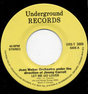 Joan Weber Orchestra , Don Cherry With Ray Conniff's Orchestra - Let Me Go Lover / Band Of Gold
