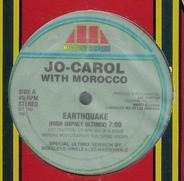 Jo-Carol With Morocco - Earthquake