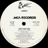Jodeci - Cry for you
