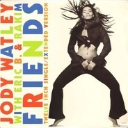Jody Watley With Eric B. & Rakim - Friends