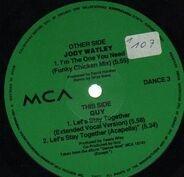 Jody Watley/Guy - Dance Now