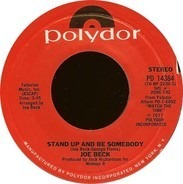 Joe Beck - Stand Up And Be Somebody / Dr. Lee