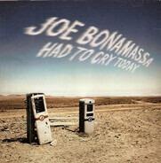 Joe Bonamassa - Had to Cry Today