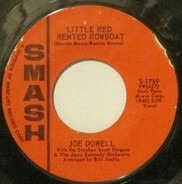 Joe Dowell With The Stephen Scott Singers & The Jerry Kennedy Orchestra - Little Red Rented Rowboat