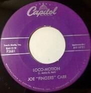 Joe 'Fingers' Carr - Loco-Motion