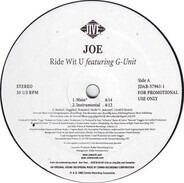 Joe - Ride Wit U