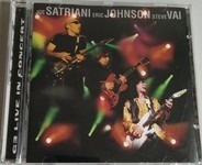 Joe Satriani / Eric Johnson / Steve Vai - G3 Live In Concert