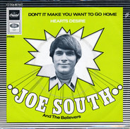 Joe South And The Believers - Don't It Make You Want to Go Home