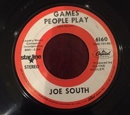 Joe South - Games People Play / These Are Not My People