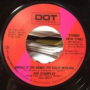 Joe Stampley - Bring It On Home (To Your Woman)
