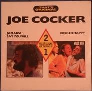 Joe Cocker - Jamaica Say You Will / Cocker Happy