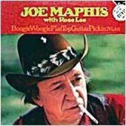 Joe Maphis & Rose Lee - Boogie Woogie Flat Top Guitar Pickin' Man