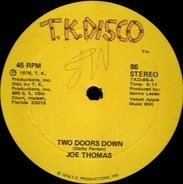 Joe Thomas - Two Doors Down / Here I Come