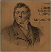 Johann Nepomuk Hummel - Klaviermusik