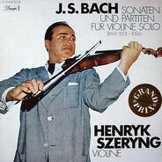 Bach - Sonaten Und Partiten Für Violine Solo BWV 1001-1006