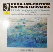 Bach - Brandenburische Konzerte Nr. 2, 3 & 5