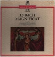 Johann Sebastian Bach - Kurt Redel , Orchestre Pro Arte De Munich , Chorale Philippe Caillard - Magnificat