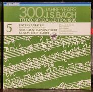 J.S. Bach - Nikolaus Harnoncourt , Gustav Leonhardt - Osterkantaten