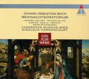 Johann Sebastian Bach - Paul Esswood , Kurt Equiluz , Siegmund Nimsgern , Die Wiener Sängerknaben , - WEIHNACHTSORATORIUM