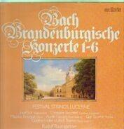 Bach/Festival Strings Lucerne, Baumgartner - Brandenburgische Konzerte 1-6