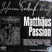 Johann Sebastian Bach , Stuttgarter Hymnuschorknaben , Stuttgarter Kammerorchester , Karl Münchinger - Matthäus Passion