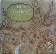 Bach - Brandenburg Concertos 4-6