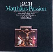 Johann Sebastian Bach , Thomanerchor , Dresdner Kreuzchor , Gewandhausorchester Leipzig , Rudolf Ma - Matthäus-Passion
