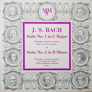 Bach - Suite No. 1 In C Major / Suite No. 2 In B Minor