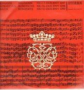 Johann Sebastian Bach/ Bachorchester des Gewandhausorchesters Leipzig - Brandenburgische Konzerte