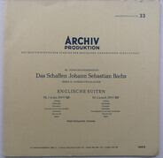 Bach - Englische Suiten