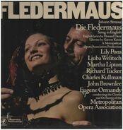 Johann Strauss Jr. - Lily Pons , Ljuba Welitsch , Martha Lipton , Richard Tucker , Charles Kullman - Fledermaus