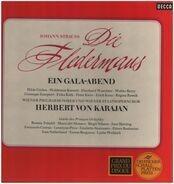 Johann Strauss Jr. (Karajan) - Die Fledermaus (Ein Gala-Abend)