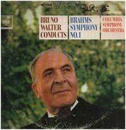 Johannes Brahms - Bruno Walter , Columbia Symphony Orchestra - Symphony Nr. 1