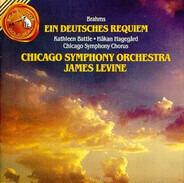Brahms (Levine) - Ein Deutsches Requiem