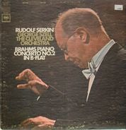 Johannes Brahms - Rudolf Serkin , George Szell , The Cleveland Orchestra - Piano Concerto No. 2 In B Flat