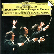 Brahms - 21 Ungarische Tänze - Hungarian Dances - Danses Hongroises