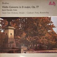 Brahms (Oistrakh) - Violin Concerto