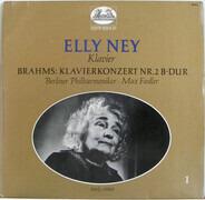 Johannes Brahms , Elly Ney , Berliner Philharmoniker · Max Fiedler - Klavierkonzert Nr. 2 B-dur