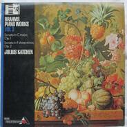 Johannes Brahms , Julius Katchen - Brahms Piano Works Vol. 3