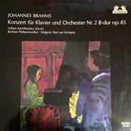 Brahms - Konzert Für Klavier Und Orchester Nr. 2 B-Dur Op. 83