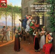 Johannes Brahms Brahms Michel Béroff , Jean-Philippe Collard - Liebesliederwalzer Op.52 / Walzer Op.39 / Schumann-Variationen Op.23