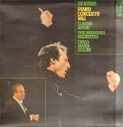 Johannes Brahms / Claudio Arrau , Carlo Maria Giulini , Philharmonia Orchestra - Piano Concerto No.1