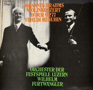 Brahms - Konzert für Violine und Orchester D-Dur Op. 77