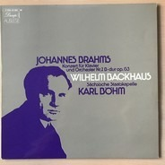 Johannes Brahms - Konzert Für Klavier Und Orchester Nr. 2 B-Dur Op. 83