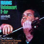 Brahms (Oistrakh / Szell) - Violinkonzert